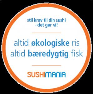 Sushimania - Stil krav til din sushi